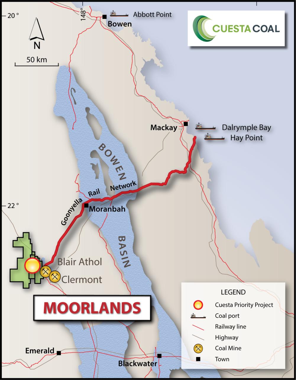 Moorlands Deposit Tenure